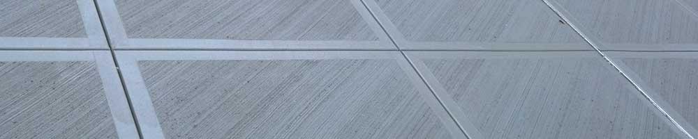 artificial grass on concrete slabs