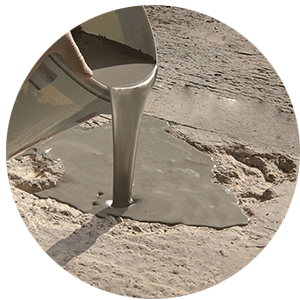 levelling concrete for artificial grass
